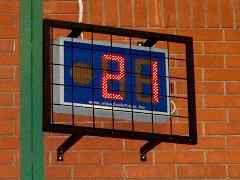MS160-Base multisport LED scoreboard