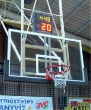 PannonScore 160/115 mm shotclock
